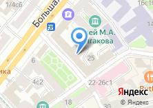 Компания «Монтажные и специальные работы в строительстве» на карте