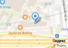 Компания «Сомово Мебель» на карте