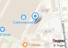 Компания «Tehnovolna.ru» на карте