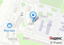 Компания «POTOLOK-PANTEON» на карте