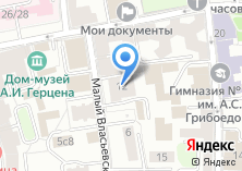 Компания «МедАльянс» на карте