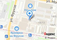 Компания «СпецСоюз» на карте
