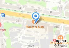 Компания «Аква-Эксперт» на карте