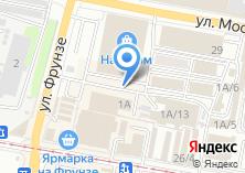 Компания «Магазин инструментов для ремонта и погонажных изделий» на карте