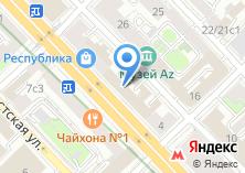 Компания «Graphico» на карте