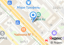 Компания «Русский Персонал» на карте