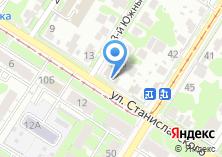 Компания «Магазин автозапчастей на ул. Станиславского» на карте