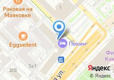 Компания «КВИЗ» на карте