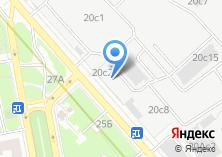 Компания «Мавиком-Офис» на карте