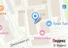 Компания «Muzprof» на карте