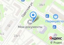 Компания «Ника НОУ» на карте