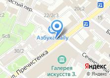 Компания «Базанда.ру» на карте
