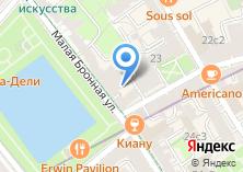 Компания «Elena Gallery» на карте