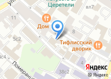 Компания «Клуб выпускников МГУ им. М.В. Ломоносова» на карте
