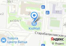 Компания «Дом в движении» на карте