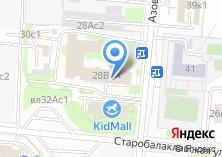 Компания «Айвиста Тур» на карте