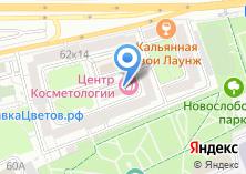 Компания «Савеловский Дворик» на карте
