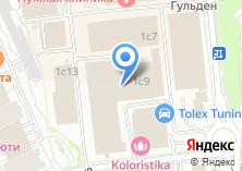 Компания «СИБА-Вендинг» на карте
