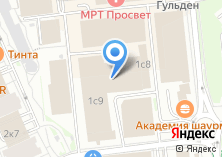 Компания «Гараж-М» на карте