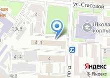 Компания «ТРЕНА» на карте