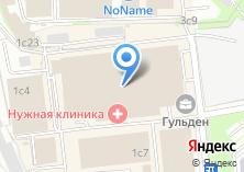 Компания «Ceramomaster» на карте