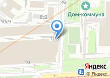 Компания «Симфония комфорта» на карте