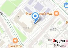 Компания «Территориальная избирательная комиссия Тверского района» на карте