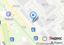 Компания «Первый Оптический» на карте