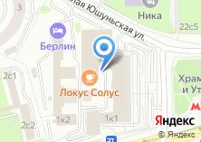 Компания «Автопрокат 4х4» на карте