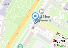 Компания «ЛанТек» на карте