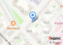 Компания «СНК» на карте