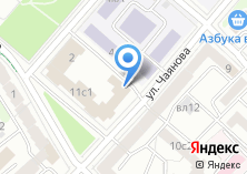 Компания «Akka Technologies» на карте
