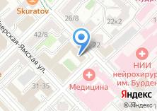 Компания «Микенопа интернет-провайдер» на карте