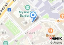 Компания «РИТУАЛ РОССИЯ» на карте