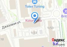 Компания «Диостар» на карте