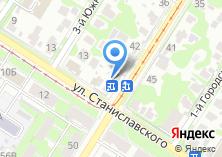 Компания «ReGina» на карте