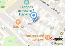 Компания «Часовой ломбард-магазин «Перспектива» - Ломбард» на карте