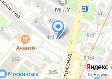 Компания «СЕРВИС ГЕО» на карте