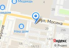 Компания «Магазин обоев и потолков» на карте