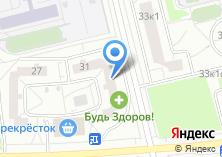 Компания «А1» на карте