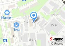 Компания «ЭЛИАС ВЦ» на карте