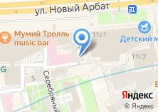 Компания «Bakushkin» на карте