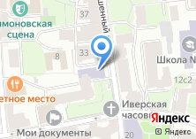 Компания «Средняя общеобразовательная школа-сад №1331» на карте