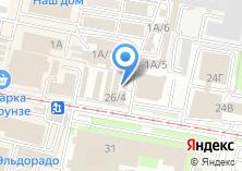 Компания «Магазин чая и кондитерских изделий» на карте