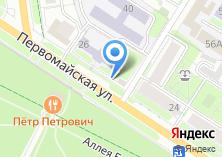 Компания «Корней Иванович» на карте