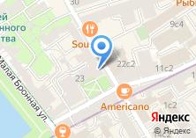 Компания «Бизнес Регистрация» на карте