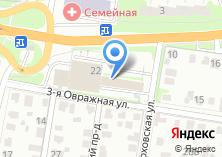 Компания «Интерстрой» на карте