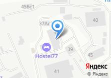 Компания «Меркатор» на карте