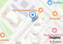 Компания «МГНПФ» на карте