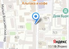 Компания «Заповедники» на карте